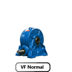 Normal VF gearbox