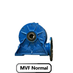 Normal MVF gearbox
