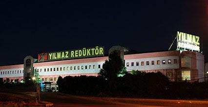 Ilmaz gearbox factory