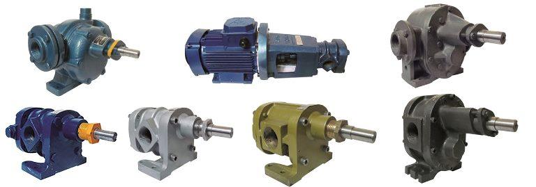 Iranian gear pump