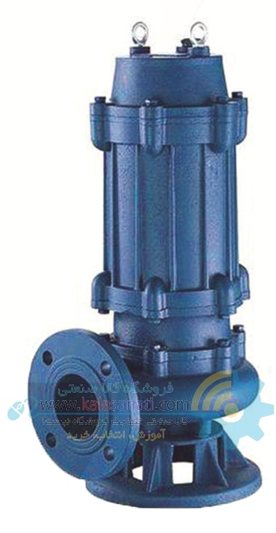 Sahand sludge pump in Tabriz