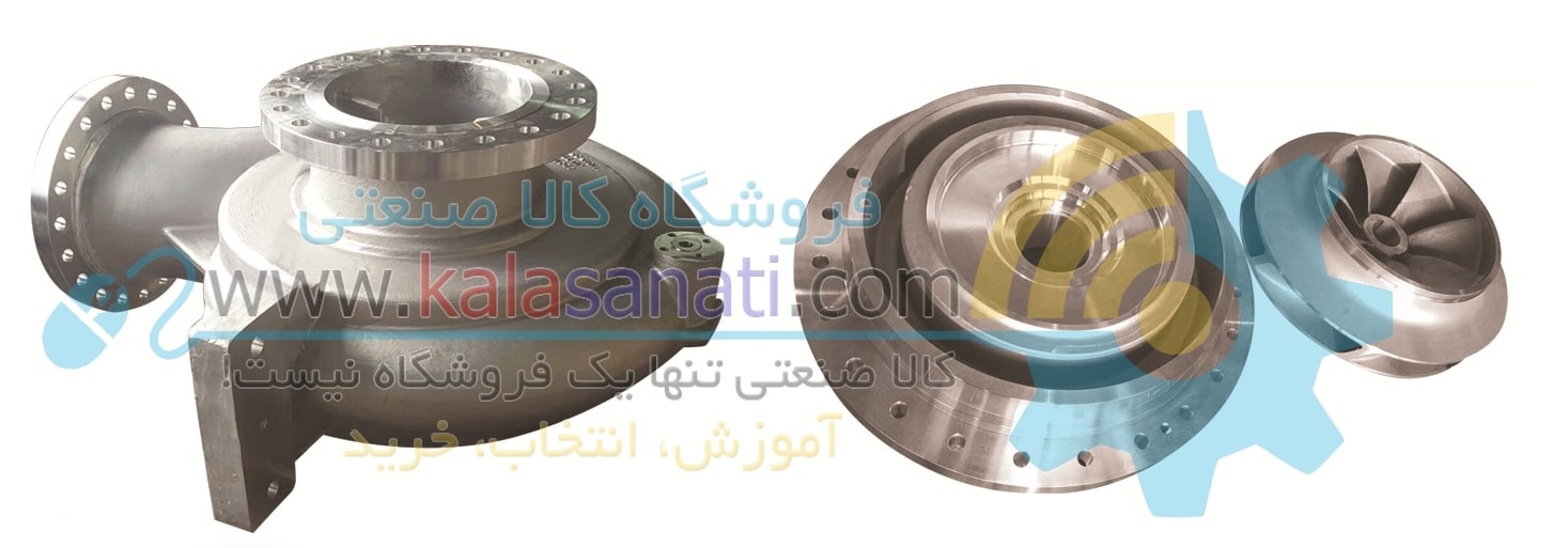 Sahand Pump Supplies Tabriz Pump