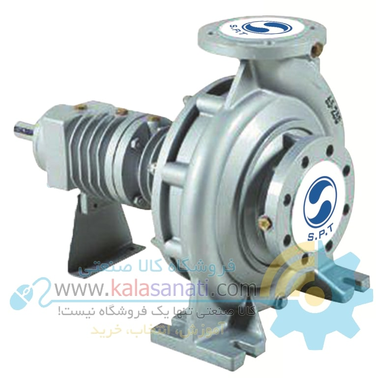 Sahand Hot Oil Pump Tabriz Pump