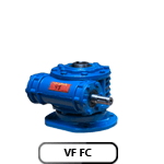VF FC gearbox